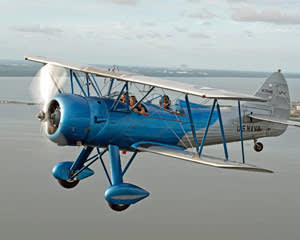 Biplane Flight for 2, Cocoa Beach - 12 Minute Flight