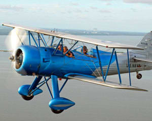 Biplane Flight Cocoa Beach - 17 Minute Flight