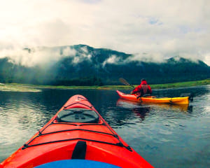 Sea Kayaking Tour Sitka - 3 Hours