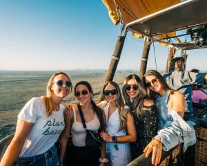 Hot air balloon rides naples florida