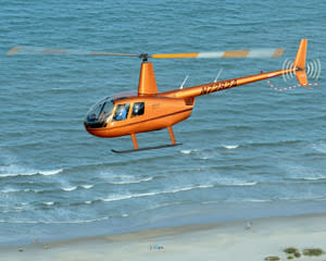 Helicopter Tour Cocoa Beach, Thousand Islands Flight - 17 Minutes