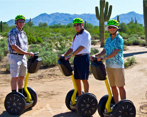 Segway Tour Scottsdale - 2 Hours