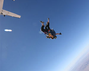 Skydiving Las Vegas with Deluxe Video and Photo Package - LOCATED ON THE STRIP! - 15,000ft
