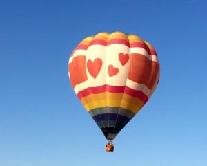 Private Hot Air Balloon Ride Las Vegas, Easy Access Basket - 1 Hour Flight
