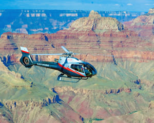 Helicopter Tour Grand Canyon South Rim - 45 Minutes