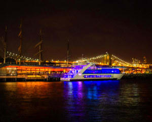 Saturday Dinner Cruise New York City - 3 Hours