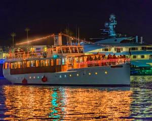 Saturday Dinner Cruise Marina Del Rey - 2.5 Hours