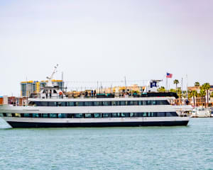 Saturday Champagne Brunch Cruise Marina Del Rey - 2 Hours