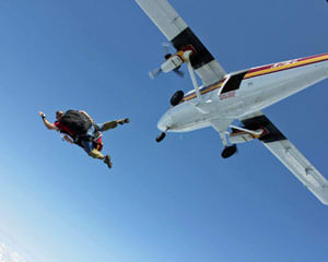 Skydive Mississippi - 14,000ft Jump
