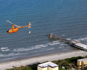 Helicopter Tour Cocoa Beach, Discovery Flight - 3 Minutes