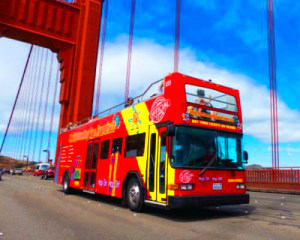 San Francisco Bus Tour, 2 Day Hop-On-Hop-Off Tour With Alcatraz Tour