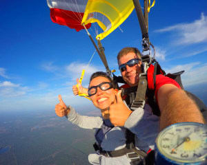 Skydive New Orleans - 10,500ft Jump