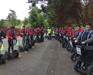 Segway Tour San Francisco, Golden Gate Park Tour - 2.5 Hours