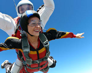 Skydiving Crystal Beach, Houston - 11,000ft Jump