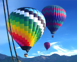 Hot Air Balloon Ride Napa Valley - 1 Hour Flight with Champagne Reception and Group Photo!