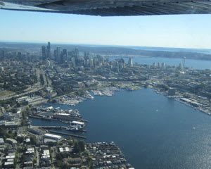 Seattle Scenic Seaplane Tour - 1 Hour