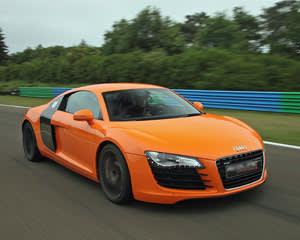 Audi R8 5 Lap Drive - Willow Springs Raceway Los Angeles