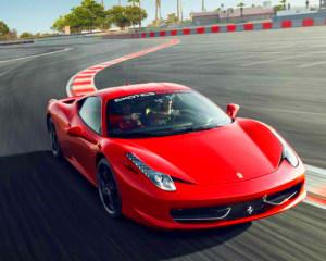 Ferrari 458 Italia Drive - Las Vegas Motor Speedway (Shuttle Included!)