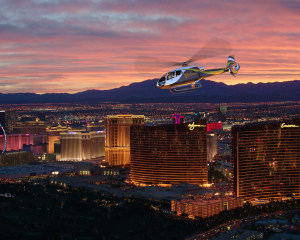 Helicopter Tour Las Vegas, City Lights Flight - 12 Minutes