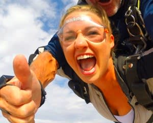 Skydive Sin City Las Vegas - Tandem Jump with Free Shuttle