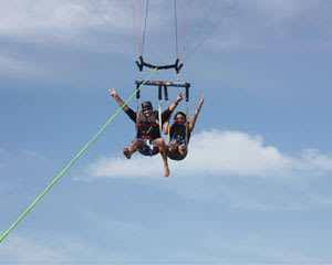 Tandem Parasailing Orlando, Disney's Contemporary Resort-Marina - 12 Minute Flight