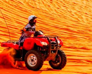 ATV Tour St. George, Hurricane Sand Dunes - 3.5 Hours