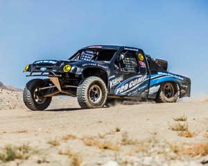 Las Vegas Off Road Experience - 60 Mile Desert Drive