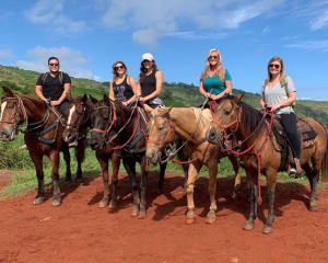 Horseback Riding Maui - 1 Hour 30 Minutes