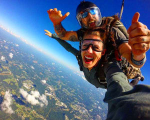 Skydive Charlotte NC, Weekends 10,000ft Jump