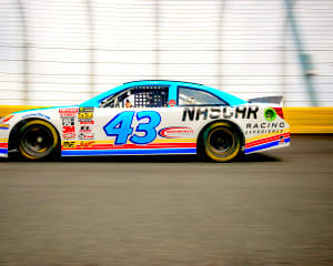 NASCAR Drive, 5 Minute Time Trial - Phoenix International Raceway