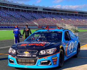 NASCAR Drive, 8 Minute Time Trial - Charlotte Motor Speedway