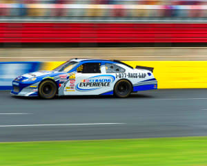 NASCAR Drive, 5 Minute Time Trial - Talladega Superspeedway