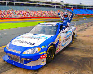 NASCAR Drive, 8 Minute Time Trial - Talladega Superspeedway