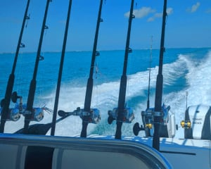 Fishing Charter Key West - up to 6 people, Half Day