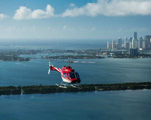 Helicopter Tour Miami, Taste of North Miami - 15 Minutes