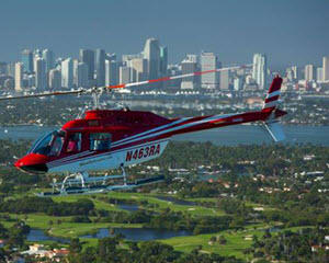 Helicopter Tour Miami, Grand Tour - 30 Minutes