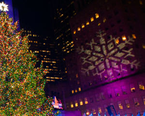 New York City Walking Tour, Holiday Markets and Lights - 4 Hours