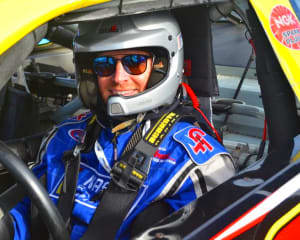 NASCAR Drive, 5 Minute Time Trial - Michigan International Speedway