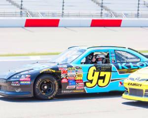 NASCAR Drive, 8 Minute Time Trial - Michigan International Speedway
