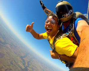 Skydiving Dallas with Photo and Video Package - 10,000ft Jump