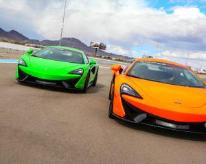McLaren 570S Drive - Las Vegas Motor Speedway