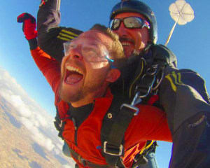 Royal Gorge Skydive in Colorado Springs - 14,000ft Jump