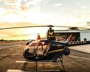 Private Helicopter Ride Los Angeles Beaches, Doors Off Adventure - 30 Minutes