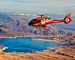 Grand Canyon Helicopter Tour, 70 Minutes, Includes Hotel Shuttle