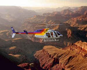 Helicopter Tour Grand Canyon South Rim, North Canyon Tour, 30 Minutes
