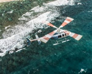 Helicopter Tour Oahu, North Shore Adventure Flight - 20 Minutes