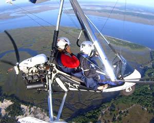 Trike Discovery Flight Amelia Island - 1 Hour