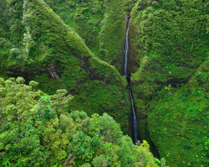 Helicopter Tour Oahu, Valleys and Waterfalls - 40 Minutes