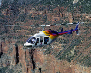 Helicopter and Hummer Tour Grand Canyon South Rim, North Canyon Heli Flight - 3 Hours