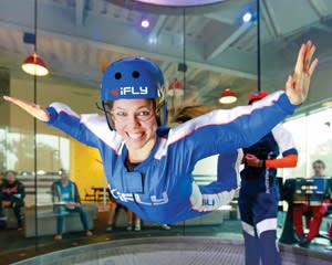 Indoor Skydiving Chicago, Lincoln Park - 2 Flights